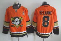 wholesale cheap stitched NHL Anaheim Ducks Jerseys from china