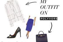 How to wear pencil skirts / How to wear pencil skits