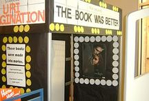 Library Displays / by Sarah Myhill