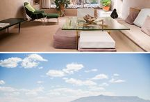 living spaces / by jenna