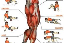 foam roller exercise.