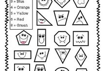 2D Shapes / Year 1