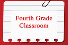 Fourth Grade Classroom / Fourth Grade Classroom curated for elementary teachers by www.treetopsecret.com.  Please visit my blog for more ideas to help you and your students, Veronica at TreeTop. / by Tree Top Secret Education