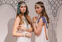 Charlotte Bonde at Stockholm Fashion Week / SS15 Presentation at Jewelry Lounge during Stockholm Fashione Week