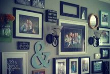 Gallery Wall  / Picture's