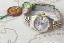 Quality Timepieces / Watches we sell and watches we love.