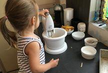 Koken en bakken met kinderen