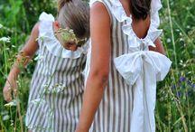 niñas fashion moda