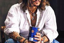 I love Johnny Depp