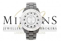 Chanel / Chanel Watches available at miltonsdiamonds