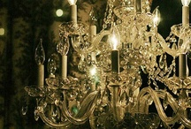 Chandeliers  / by K Clausen