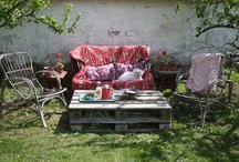 Have inspiration / Things I would like to do in my garten