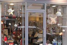 boutique vitrine