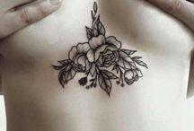 Sternum tattoo ideas