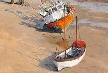 sea scenes