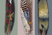 Groovy Art From Nifty Artists / Clever art ideas. Interesting and expressive pieces.