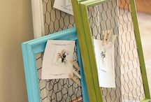 GET CRAFTY ON  A RAINY DAY / by Melissa Kinard