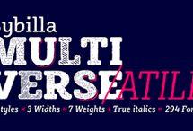 Sybilla Multiverse Font Download