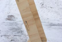 Plywood truck / Easy