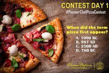 PioneerChef Contests