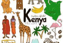 afrika lapbook