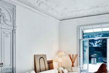 Lounge spaces / Beautiful balance