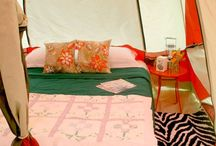 +GLAMPING+ / Camping, great outdoors all while being glamorous  / by Country Chic
