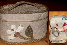Sewing-Jewelry,  travel bags / by CheriG