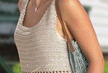 Prendas: Crochet / Ropa y accesorios como gorros y bufandas tejidos al crochet