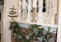 Mantels and Fireplaces / by Amanda Lippe