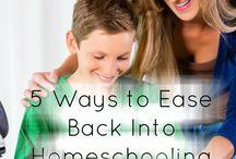 A Homeschool Education