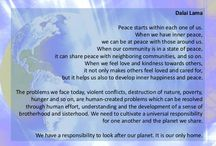 peace poem for party