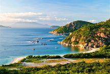 Binh Ba Island, Vietnam / Binh Ba - A beautiful Island in Cam Binh Commune, Cam Ranh City