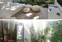 Jardim de inverno/locais com vidro