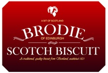 Food Design, Brodie Scotch Biscuit