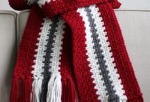 knitting and crochet color inspiration and patterns / I'm really gathering alot of inspiration for color combinations to try in my projects from other boards..pinning them here so it can trigger color palettes to experiment with :)  / by Mary Burr