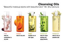 Skincare I use