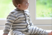 Organic Baby All-in-ones / Softest babygrows, rompers and all-in-ones for your baby from Cambridge Baby.  All in organic cotton - and fairly traded too.
