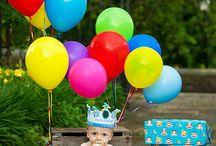 First Birthday!!