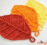 Crochet ❤️ Fall projects