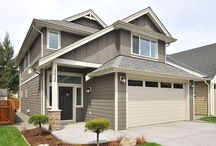 The Cedar at Katie's Pond / This 1,800 sq. ft. home has 3 bedrooms and 3 bathrooms with a large bonus room.