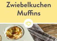 Muffins mal anders, herzhaft und lecker