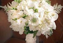 Svatba - květy