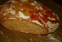 chleba a pečivo / domácí chleba