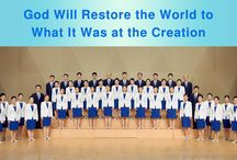 Albums of Choir of the Church of Almighty God / Eastern Lightning | The Church of Almighty God | Albums of Choir of the Church of Almighty God  What resonant singing! What melodious chorus! God's chosen people of the Church of Almighty God are sincerely spreading the Creator's heart's voice and true feelings toward mankind.
