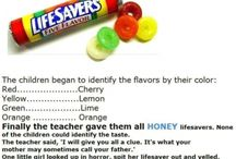 lifesavers and pins I have trouble finding