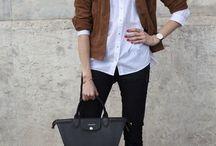Jaquetas e blazes