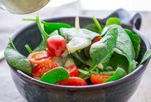Dressing / Salad dressing recipes