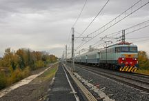 TrenoBlu - trazione elettrica