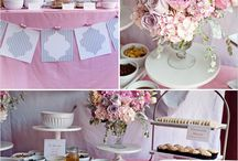 Bridal shower ideas / by Carleen Cook